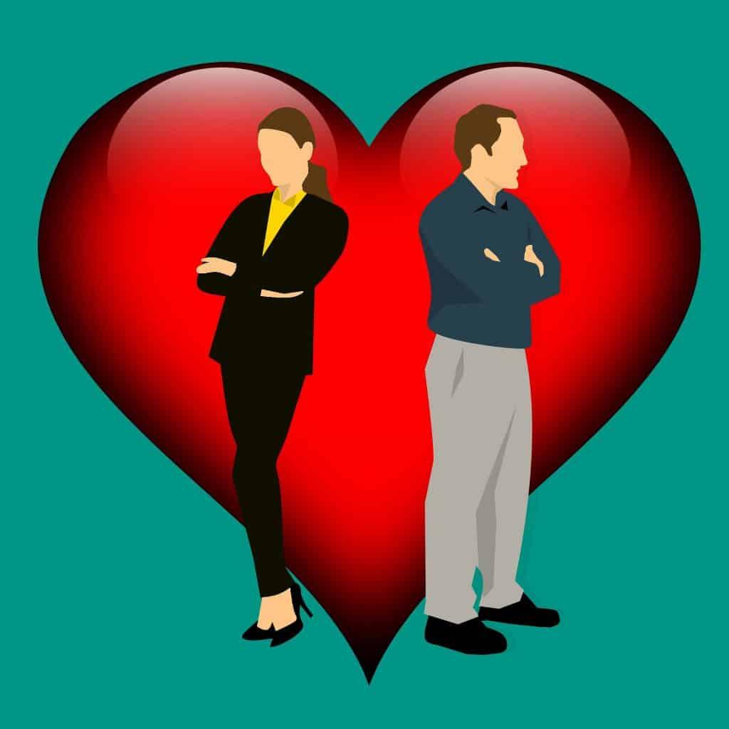 כעס במערכות יחסים