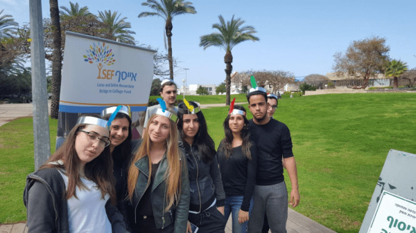 פרויקט של קרן אייסף ותיכון הרצוג בחולון