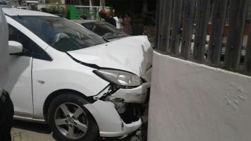 תאונת דרכים ברחוב החשמונאים, חולון