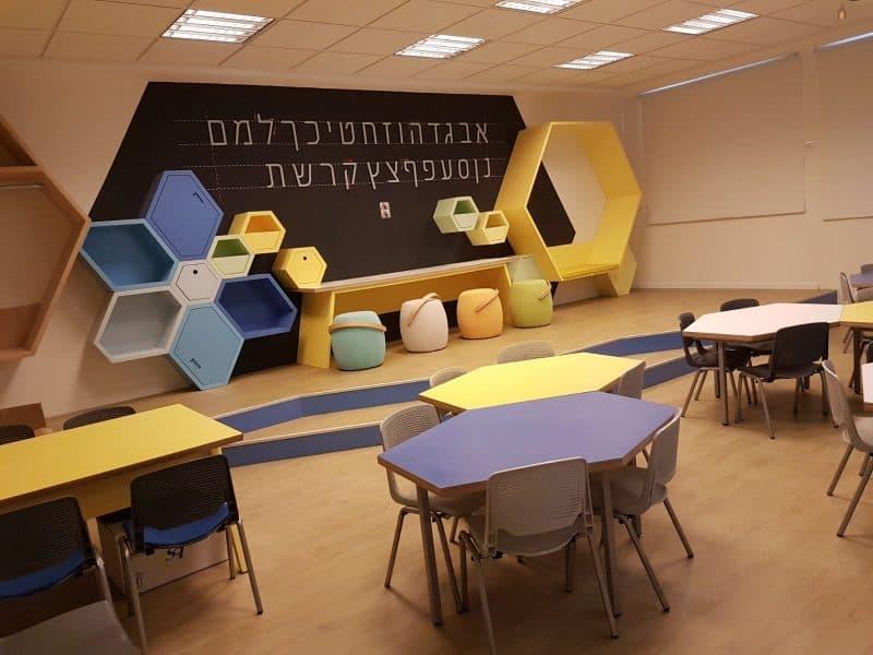 מרחב לימוד חדשני בחולון