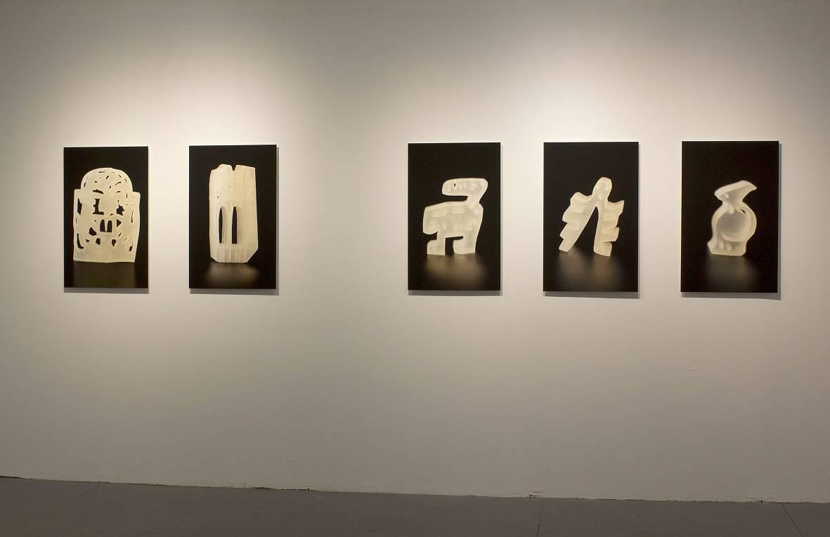 מתוך התערוכה דברי חפץ במרכז לאמנות דיגיטלית, צילום: תמר לצמן