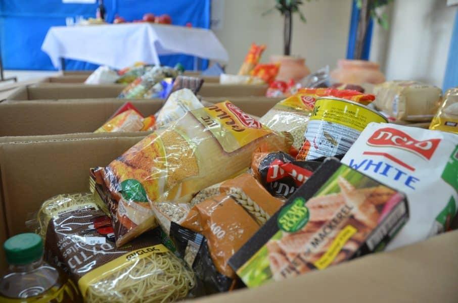 איסוף מזון