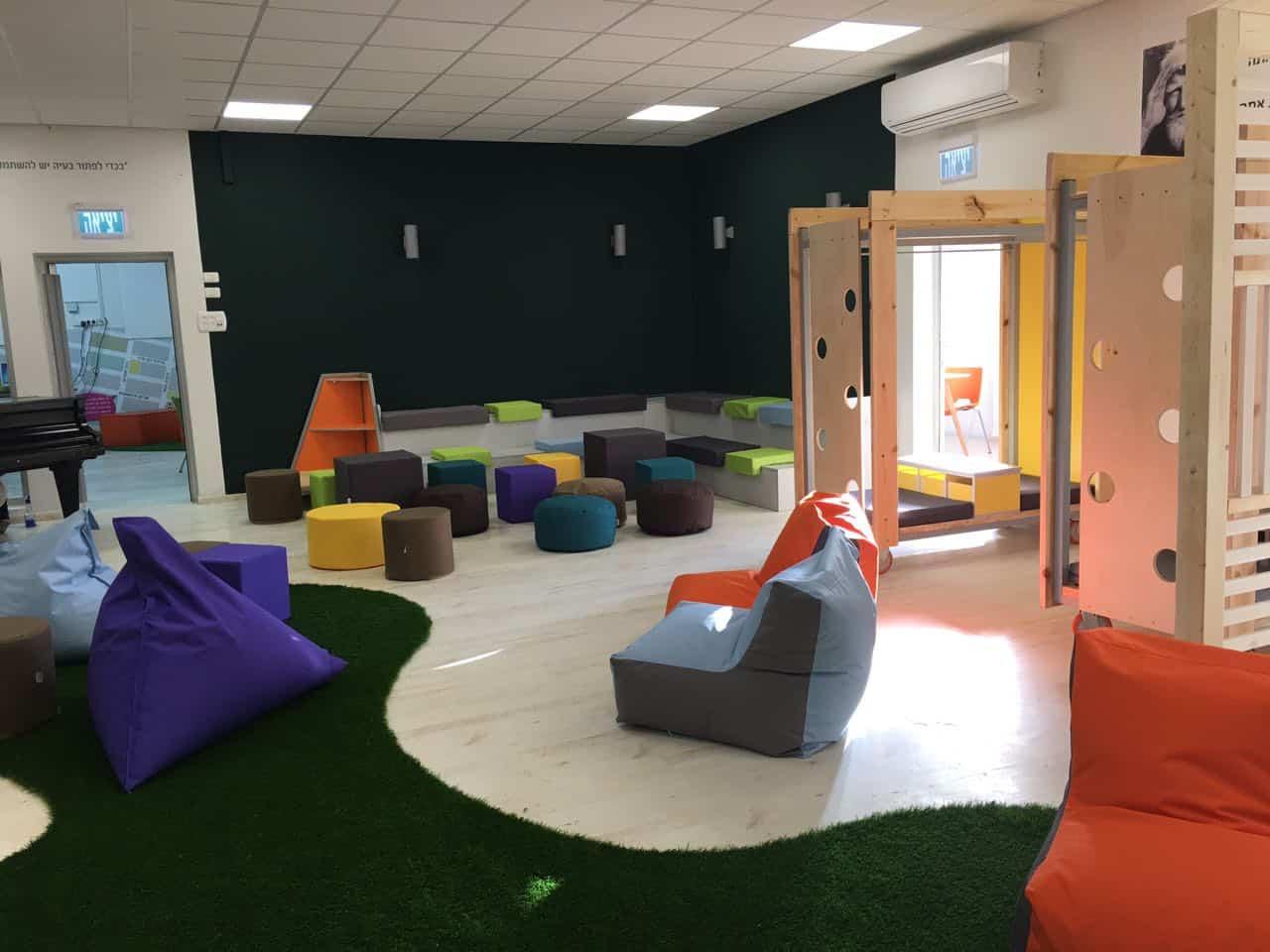 מרחב לימודי בחולון