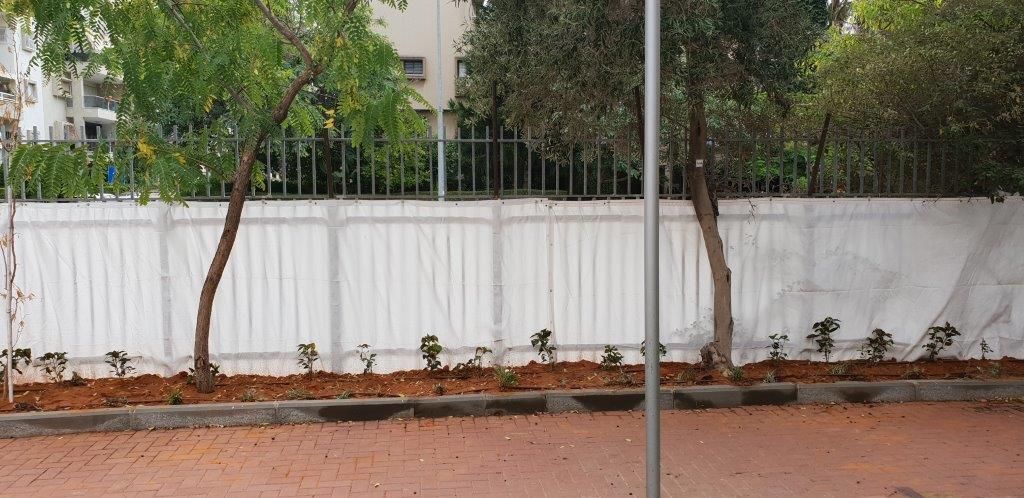 גינות באשכול גני הילדים יהלום בחולון. צילום-עיריית חולון
