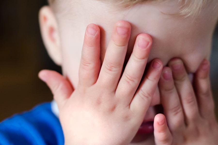 תינוק בוכה. אילוסטרציה