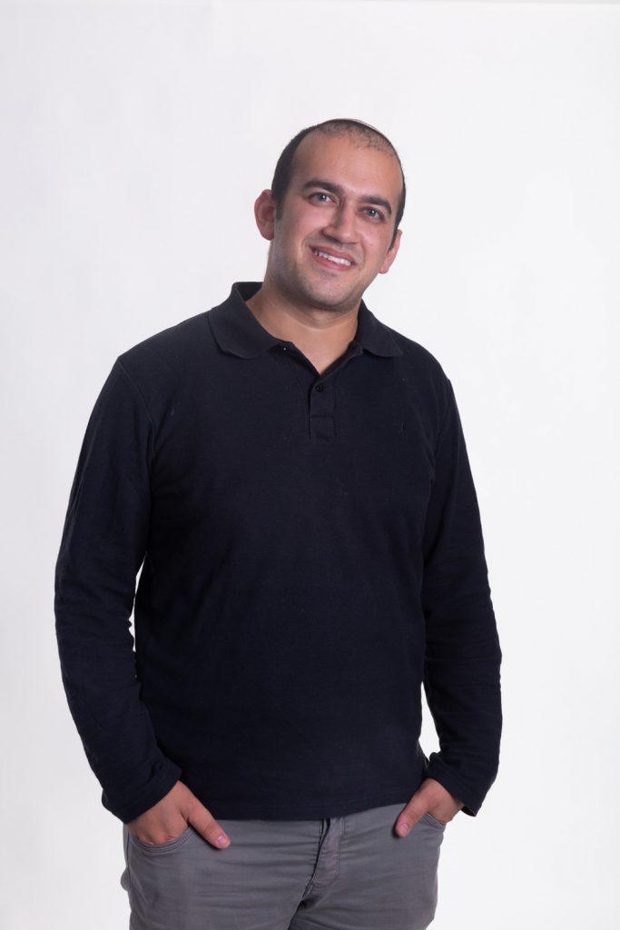 אוריאל בן ברוך. צילום: יואב פלי