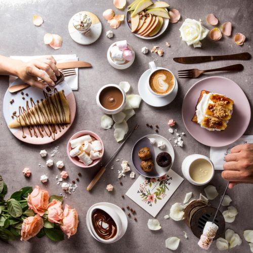 ארוחת שרינג במקס ברנר צילום :PINKME