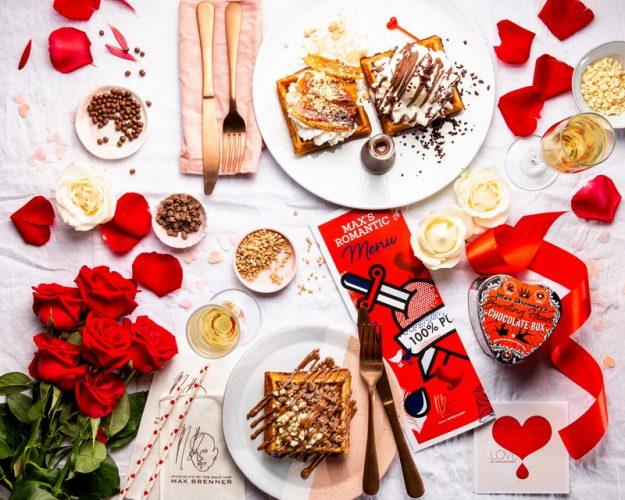 ארוחת שרינג מיוחדת לסילבסטר ברשת מקס ברנר צילום: PINKME
