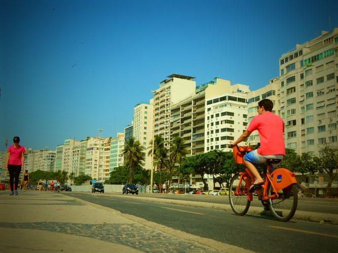 שביל אופניים החדש בתל אביב