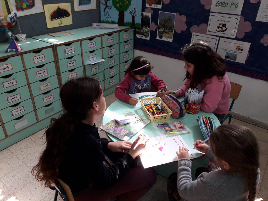 חונכים את ילדי הגן לצורך עידוד קריאה