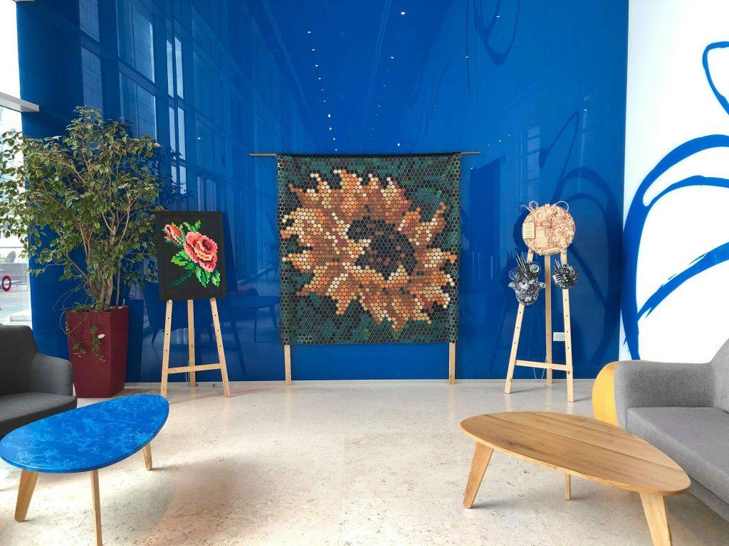 גלריה חדשה בחולון צילום: עיריית חולון