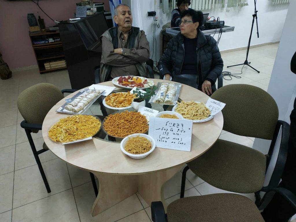 ערב מאכלי עדות