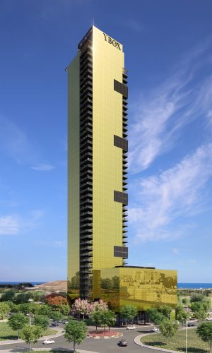 פרויקט לייטהאוס בבת ים של חברת ווי בוקס קרדיט הדמייה וויופוינט